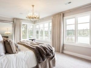 Remodeled Master Bedroom